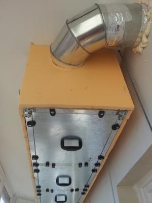 Приточная вентиляционная установка Аэролайф Приток ПВУ-350