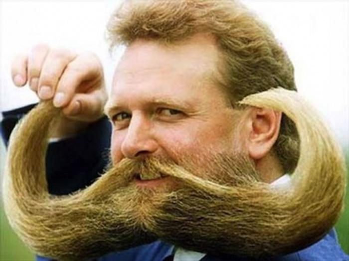 Борода способствует респираторным заболеваниям