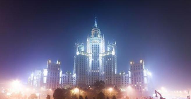 Москва в дыму. 2014 повторит лето 2010?