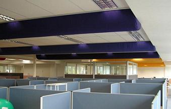Система очистки и обеззараживания воздуха для офиса