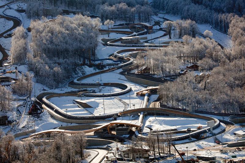 Спортивные объекты в сочи после олимпиады памятники из гранита фото цена алматы